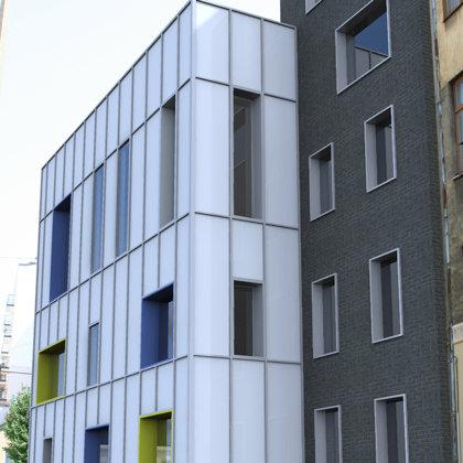 RĪGAS UKRAIŅU VIDUSSKOLAS REKONSTRUKCIJA Rīga, Visvalža iela 4 / Tehniskais projekts 2010
