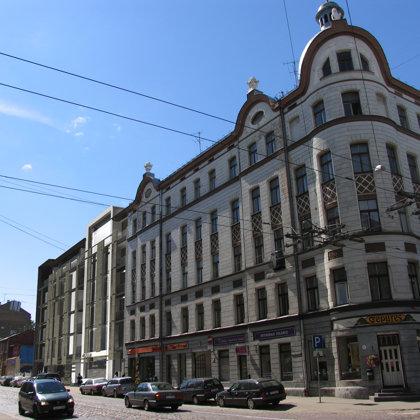 DAUDZDZĪVOKĻU DZĪVOJAMĀS ĒKAS APBŪVES PRIEKŠLIKUMS / Rīga, Kr. Barona ielā 89/91 / 2006/05