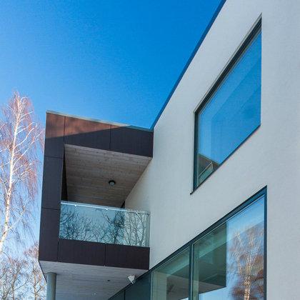 PRIVATE HOUSE Daugmale, Kekavas region / Project 2014-2016 / Realized 2018