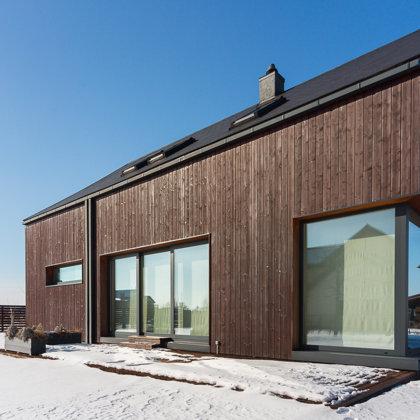 PRIVATE HOUSE Katlakalns, Kekavas region / Project 2006-2008 / Realized 2017