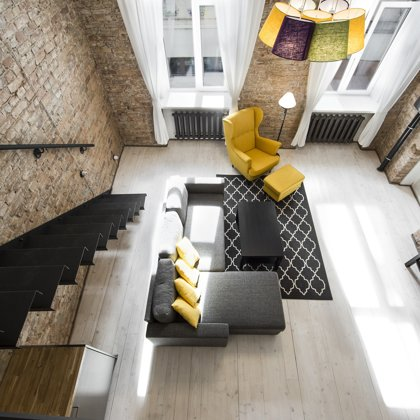 APARTMENT RECONSTRUCTION Riga, Oldtown, Latvia / Project 2016 / realized 2016