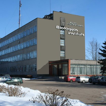 Renovation of the Institute of Biology. Salaspils, Miera street 3 / Project 2014