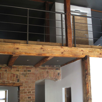 RECONSTRUCTION OF THE LOFT APARTMENT. Riga, Gertrudes street 93 / Realized 2010