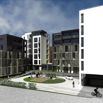 RESIDENTIAL ADN OFFICE BUILDING. Riga, Kr.Barona street 89/91 / 2007/11